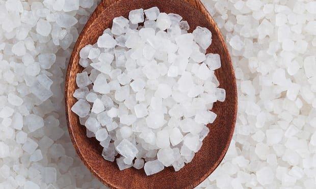 آرسنیک موجود در نمک دریایی موجب بروز سرطان می گردد