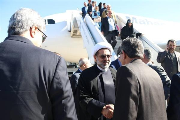 اعضای کمیسیون فرهنگی و فراکسیون گردشگری مجلس شورای اسلامی به شیراز سفر کردند