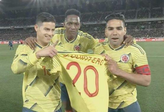 نخستین پیروزی کی روش با کلمبیا