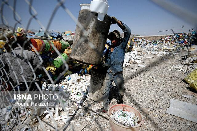 نخستین کارخانه تولید سبد از مواد بازیافتی در بندرعباس راه اندازی می شود