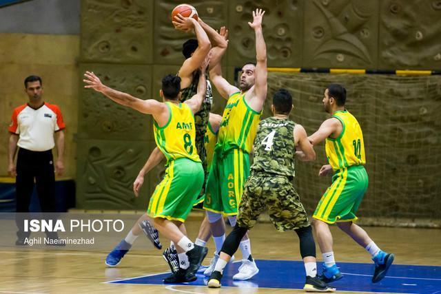 سرمربی تیم بسکتبال نفت آبادان: تجربه بیشتر ما باعث برد شد