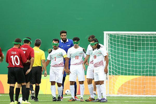 انتقاد تند سرمربی تیم ملی فوتبال پنج نفره به حذف از پارالمپیک