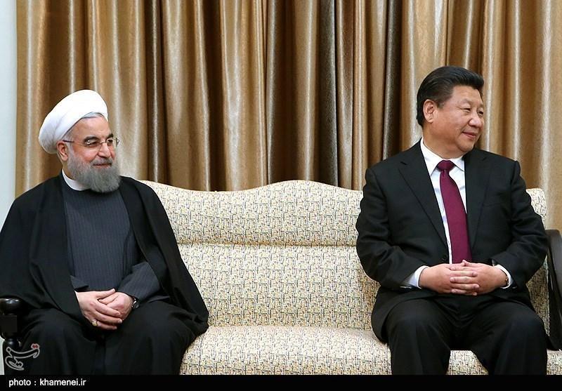 پیام رئیس جمهور چین به روحانی درباره مبارزه با کرونا