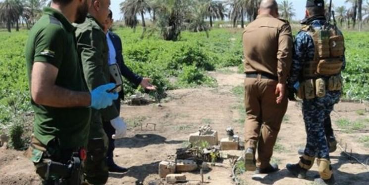 خنثی کردن توطئه تروریستی علیه الحشد الشعبی در صلاح الدین