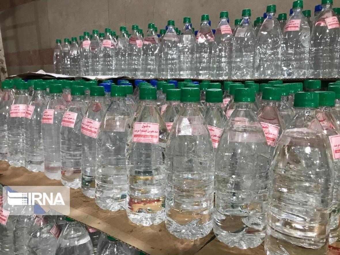 خبرنگاران 370 هزار لیتر الکل در استان مرکزی توزیع شد