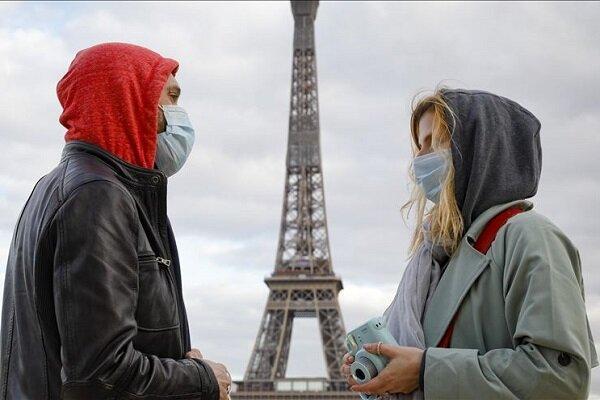 561 نفر دیگر در فرانسه براثر ابتلا به کرونا جان باختند