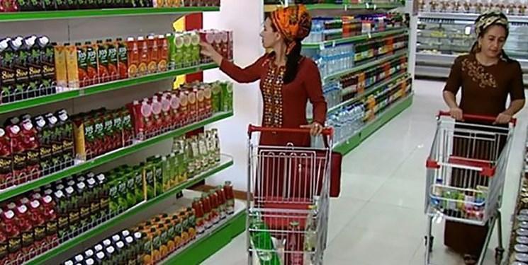 بازگشت محصولات غذایی ایران به بازارهای ترکمنستان
