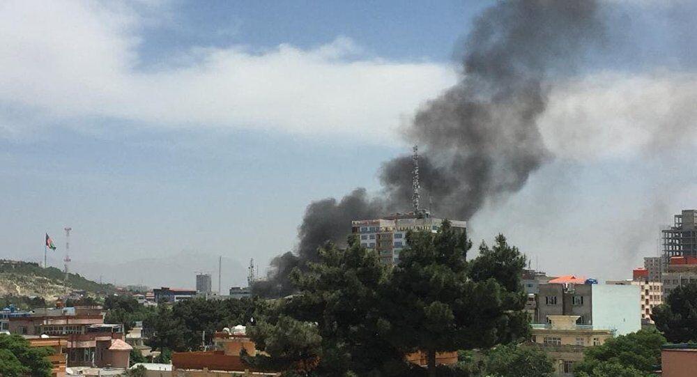 وقوع 4 انفجار صبح امروز در پایتخت افغانستان