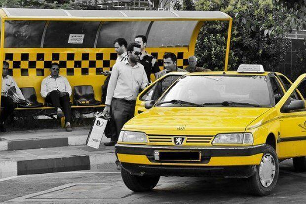 خبرنگاران نرخ کرایه تاکسی در یزد افزایش یافت