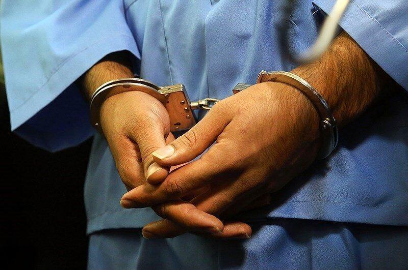 خبرنگاران دستگیری عامل قتل مرد 46 ساله کرجی