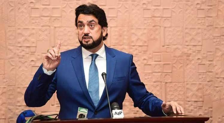 خبرنگاران وزیر کنترل مواد مخدر پاکستان کرونا گرفت