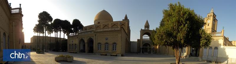 دیر آمناپرگیچ مقدس، یادگاری از هم زیستی مسالمت آمیز پیروان ادیان مختلف در اصفهان