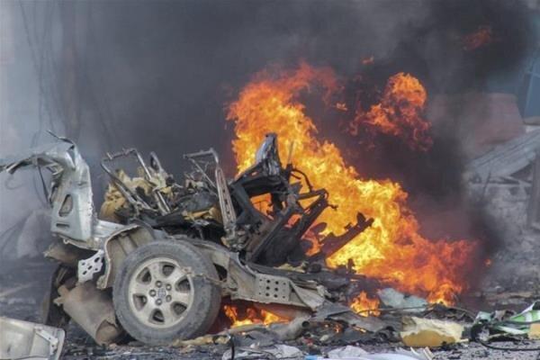 کشته و زخمی شدن شماری بر اثر انفجارهایی در سومالی