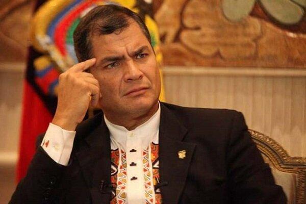 کوره آ، رئیس جمهور سابق اکوادور، به 8 سال زندان محکوم شد