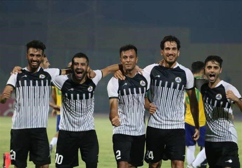 خبرنگاران تیم نفت مسجدسلیمان در بازی با گل گهر شکست خورد