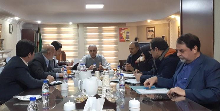 برگزاری جلسه کمیسیون اصل 90 مجلس با مدیران فوتبالی و وزیر ورزش