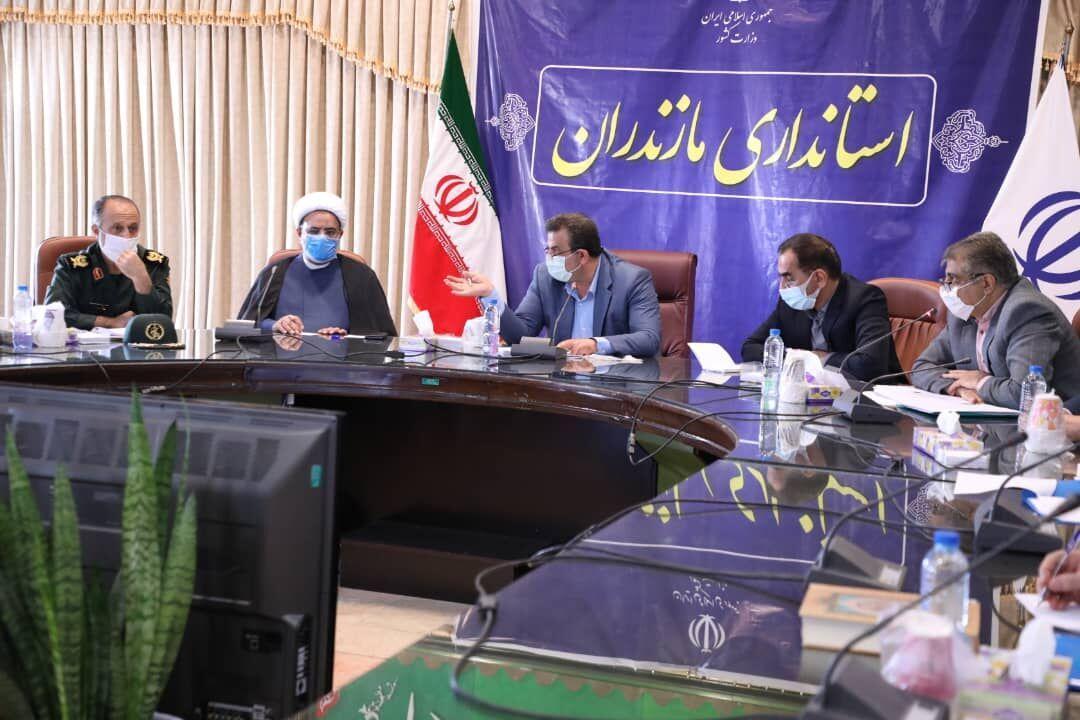 خبرنگاران استاندار مازندران خواستار گرامیداشت شکوهمند 40 سالگی دفاع مقدس شد