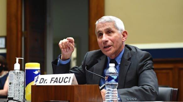 فائوچی از واکسیناسیون گسترده آمریکایی ها خبر داد