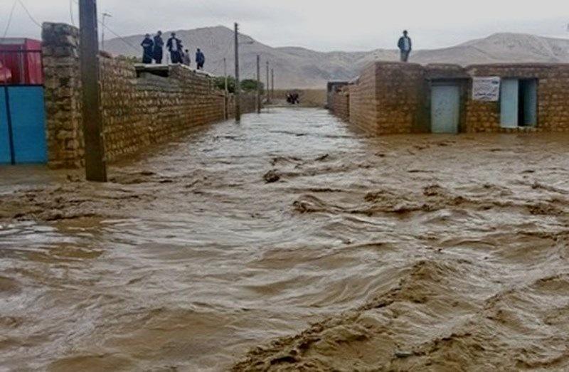آمادگی صددرصدی برای مقابله با سیلاب های احتمالی