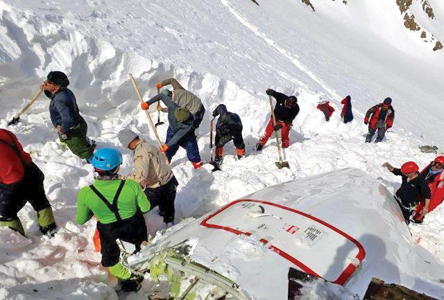 مقصر در حادثه سقوط هواپیمای ای تی آر، خلبان است