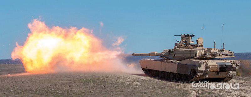 مقایسه ای بین دو تانک M1 آبرامز آمریکایی و تانک T90 روسی