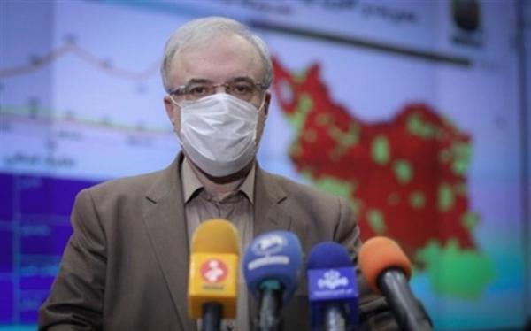 وزیر بهداشت از حمایت های فولاد مبارکه در کنترل بیماری کووید 19 تقدیر کرد