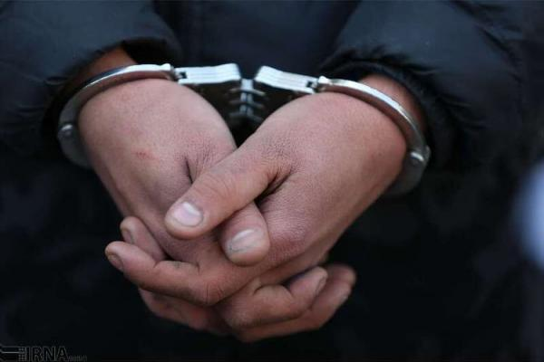 موبایل قاپ حرفه ای برای شانزدهمین بار به زندان رفت