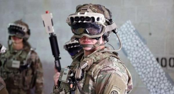 سربازان آمریکا مجهز به هدست های هوشمند مایکروسافت